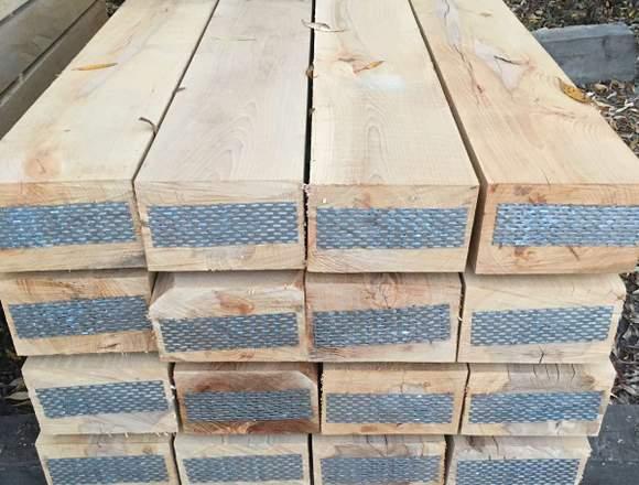 Tablones de madera pino