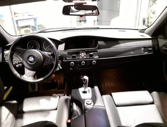 BMW 5er 520 der M Sport 2010, 244.000 km