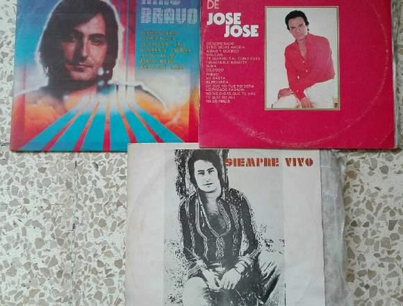 Vendo Mas de 500 discos de VINILO