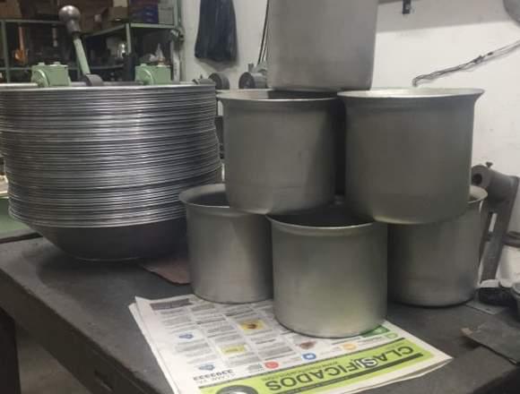 repujado de metales