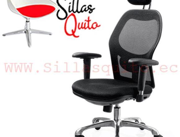 Silla oficina ergonomica gerencial