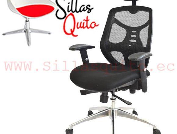 Silla ergonomica gerencial