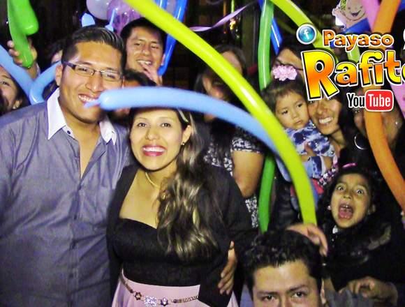 PAYASO CRISTIANO EN LIMA PERU