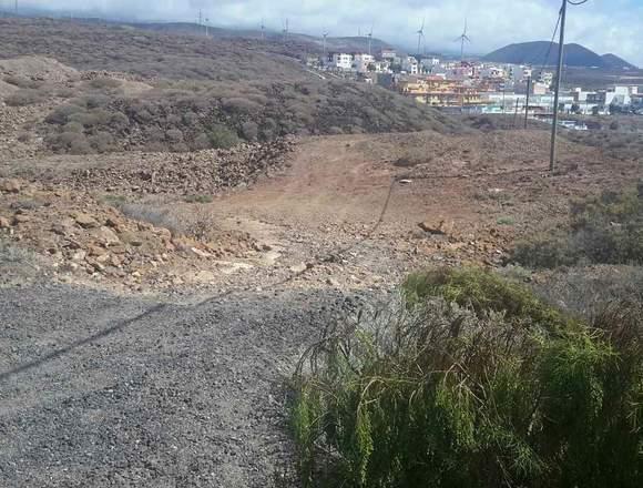 Se vende suelo urbano en Tajao, Arico