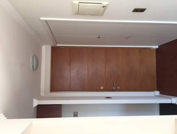 Departamento de 1 dormitorio sin muebles