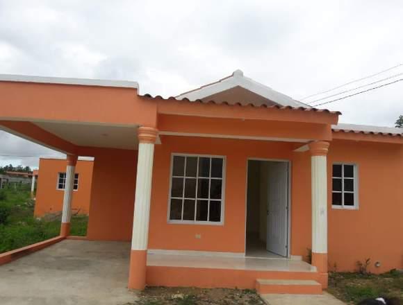 Casas baratas y en buen financiamiento