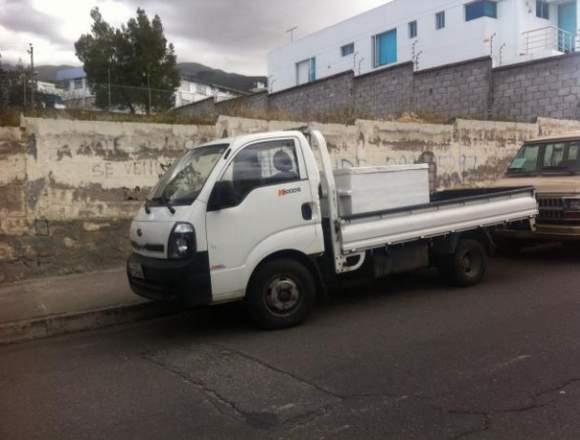 Flete en camioneta Gye