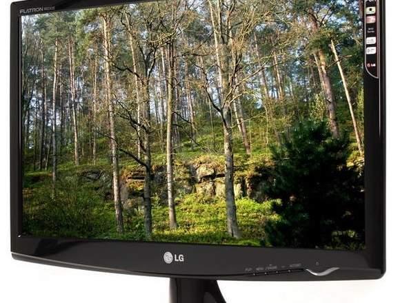 """Monitor LG W2243S-PF - LCD- Full HD (1080p) 21.5"""""""
