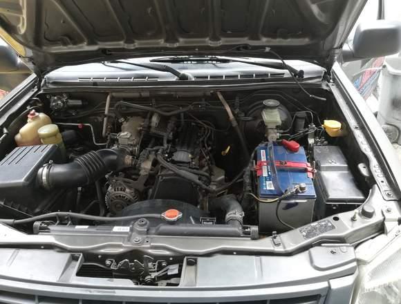 Camioneta Chevrolet Luv D-Max