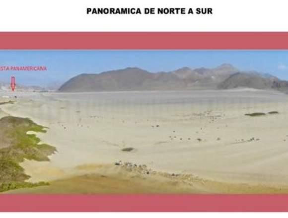 RANCHO DE 160 HECTÁREAS, CON PLAYA EN HUARMEY