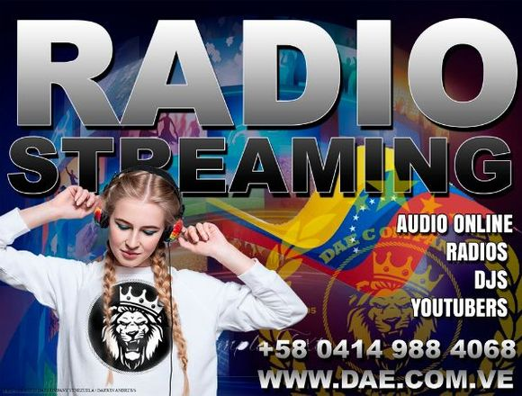 STREAMING DE AUDIO RADIO