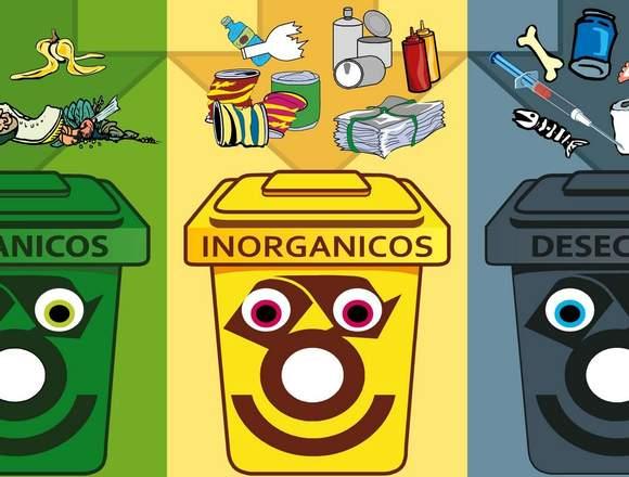 cuidemos el medio ambiente