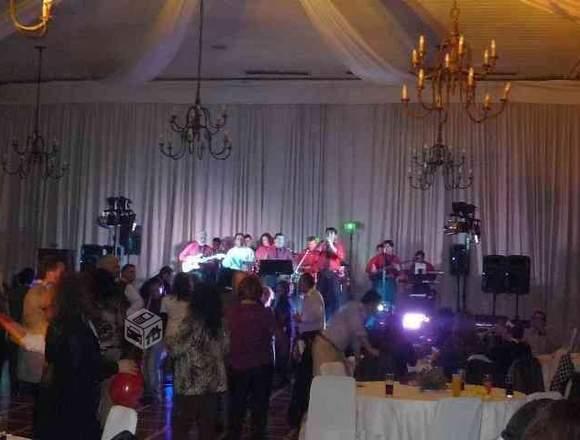 Orquesta banda sonora grupo tropical San Cristóbal