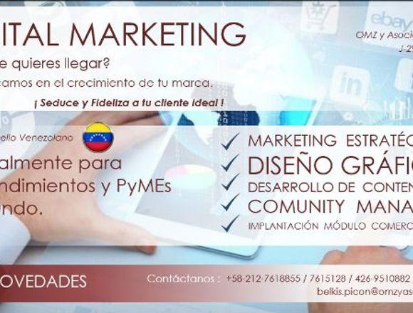 OMZ - Tu Agencia de Marketing Digital.