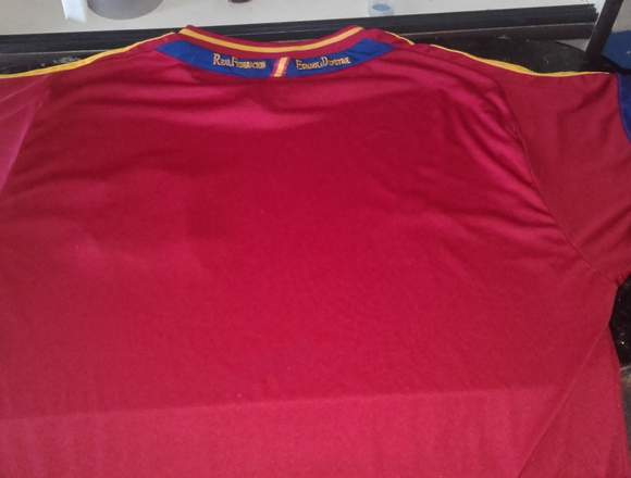 Camisa Federación de fútbol española OFERTA!!@