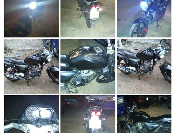 Moto speed 200 año 2014 vendo o cambio ofrezca