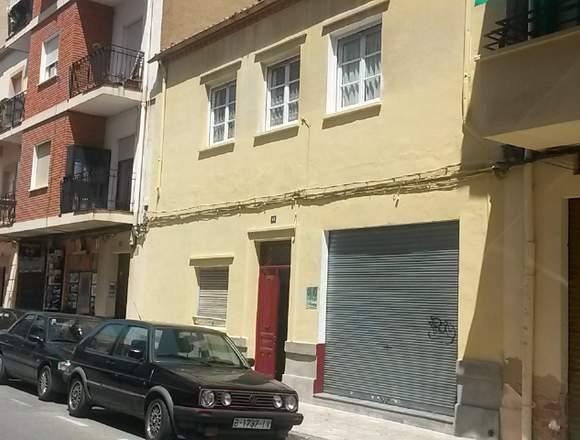 Casa edificio 2 plantas Albacete inversión o vivir
