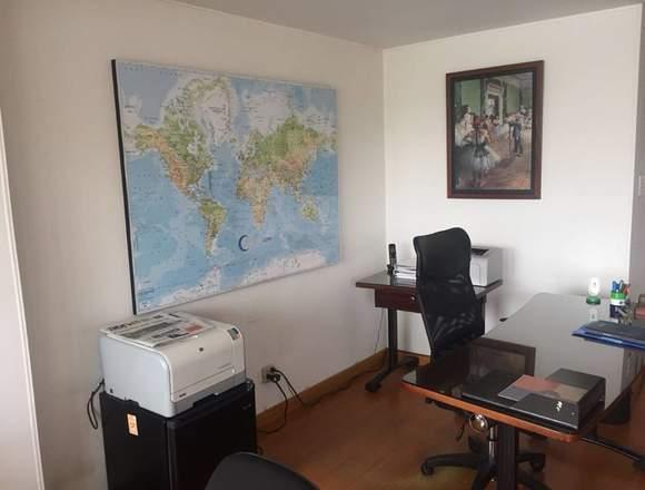 ARRIENDO OFICINA CARRERA 19 CON 84