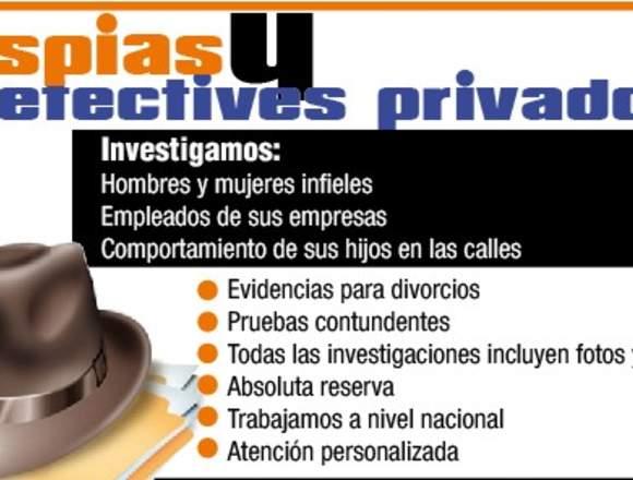 Detectives Privados Profesionales
