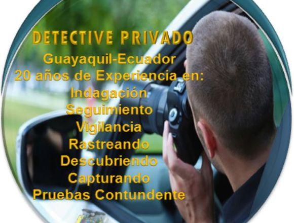 Detective de Ecuador