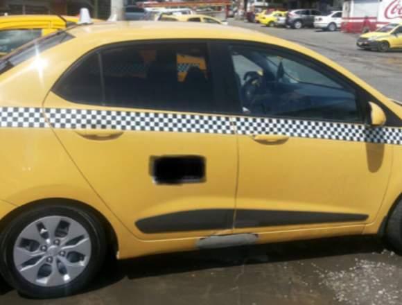Vendo Taxi con Cupo 8T