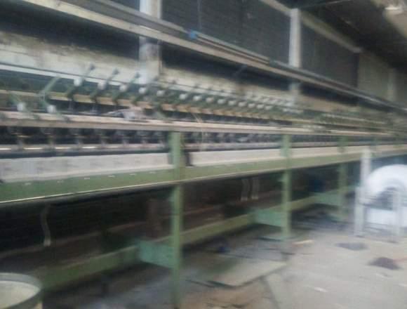 compra de maquinaria industrial