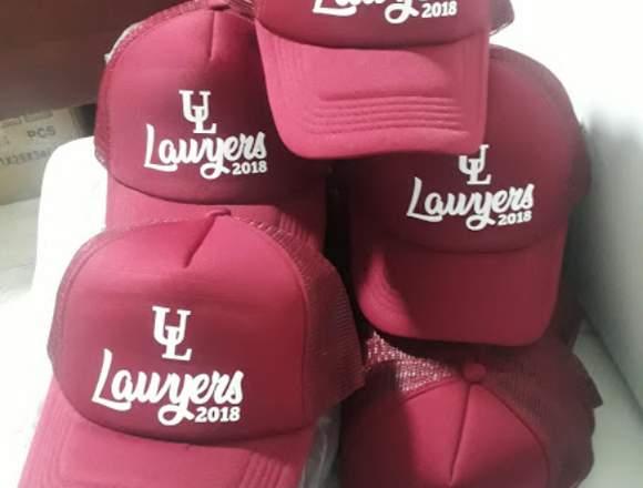 gorras  personalizadas