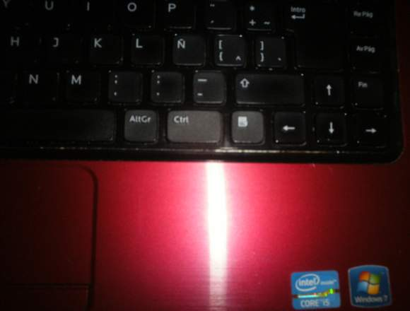 Laptop Dell inspiron N4050 Intel Core i5 (bateria)
