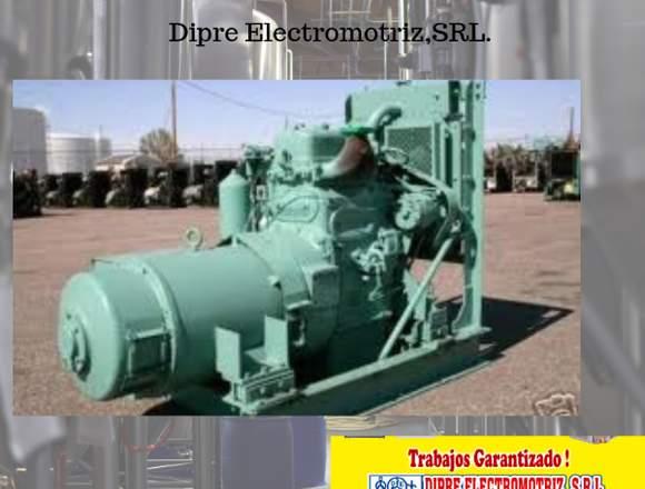 Planta Electricas, reparacion y instalacion