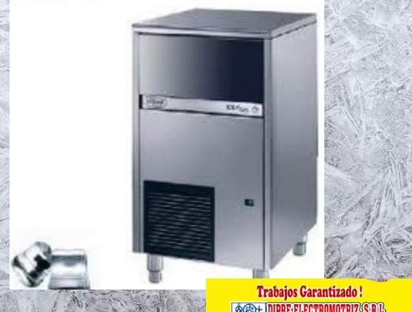 Maquinas de hielo, reparacion, venta y servicios.