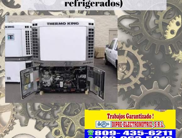 Thermo Kings, reparacion, instalacion y servicios