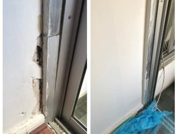 Remodelaciones y trabajos de reparación en general
