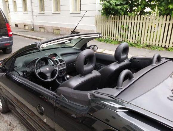coches Peugeot 206 CC 2.0