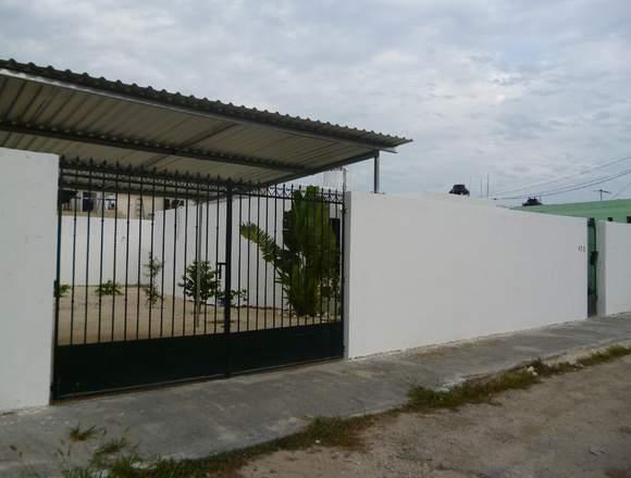 En Merida Z.Norte Casa amueblada en Fco.de Montejo