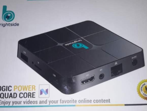 tv box  nuevos .proramado al maximo