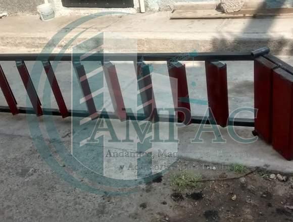 Escalera Interna para Andamios, AMPAC
