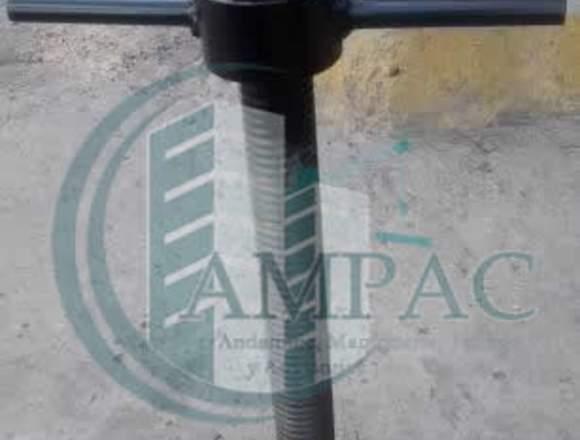 Base con tornillo Ajustable para Andamio