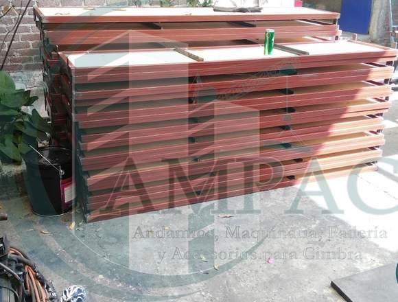 Plataforma para Andamio, AMPAC