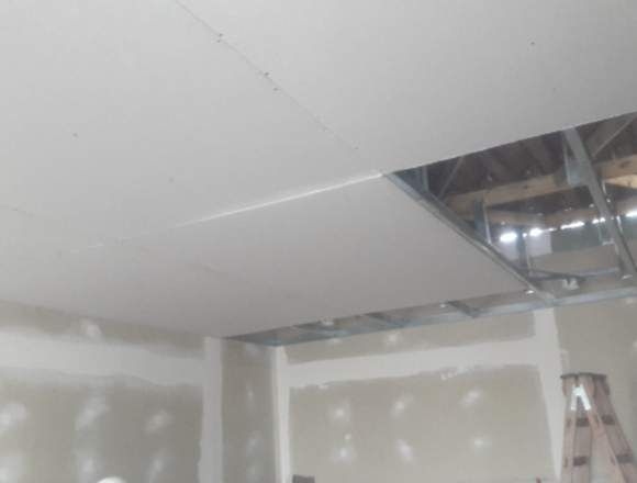Construccion en Drywall