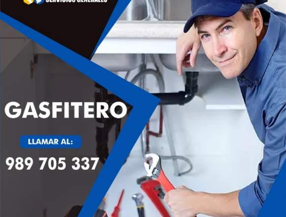 Gasfiteria Electricista 24 horas