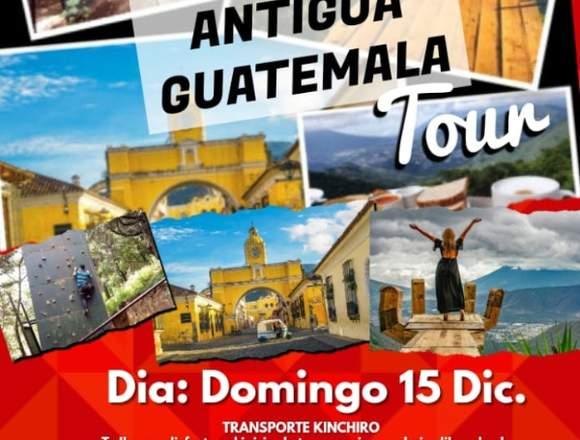 Tour 2x1 Altamira y Antigua
