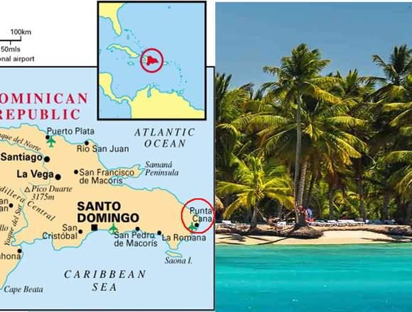Venta de Edificio con Negocio en Punta Cana