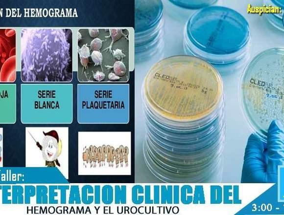 INTERPRETACION DE HEMOGRAMA Y UROCULTIVO