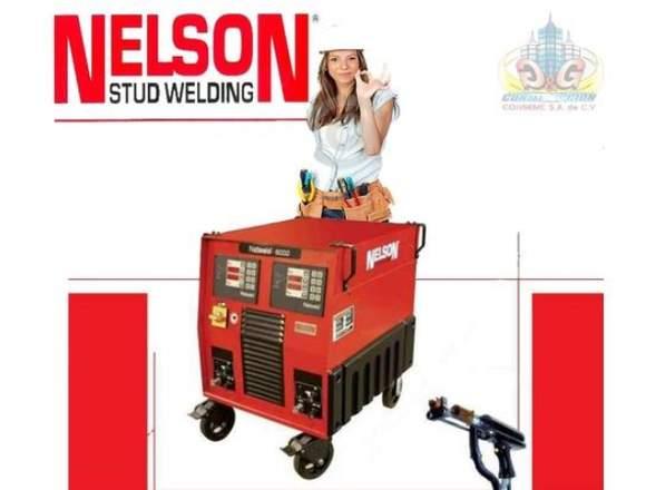 Perneadora Nelson - Renta de Perneadora Nelson