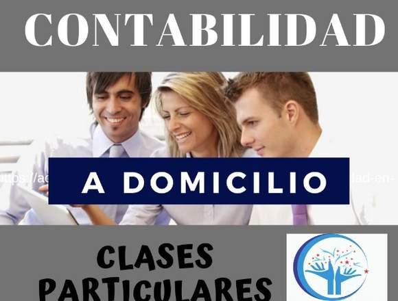 CLASES DE CONTABILIDAD A DOMICILIO