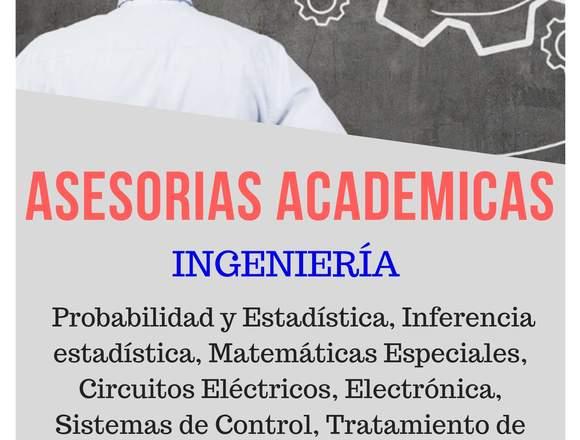 Asesorías Académicas para Universitarios