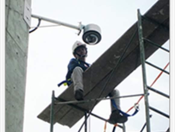 Montaje de cámaras de seguridad y sistemas CCTV