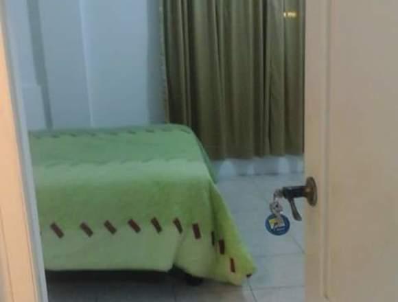 Se arrienda habitaciones amobladas en residencia