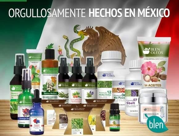 vende Blen es una empresa 100% mexicana