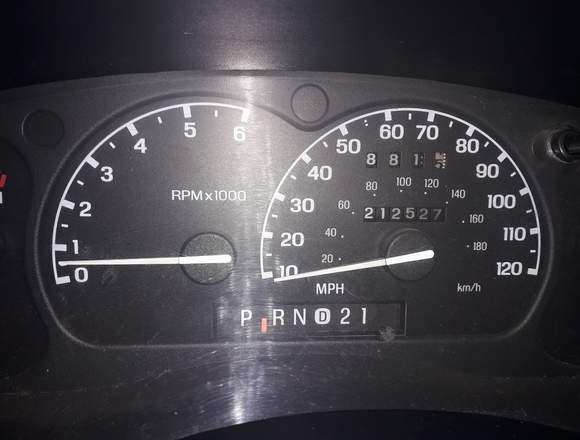 Ford Explorer 1997 Verde